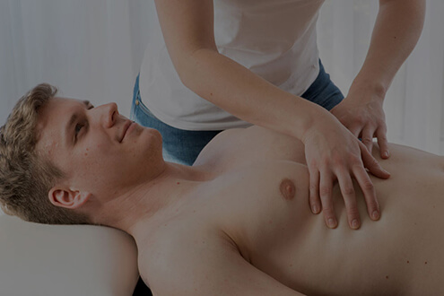 Atemtherapie Massage